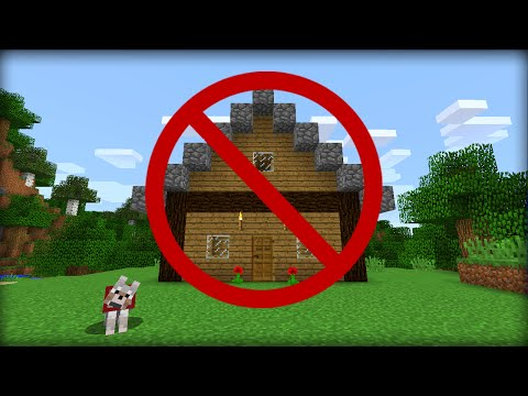 ✔ Minecraft: 5 Ways to Hide Your Base from Friends