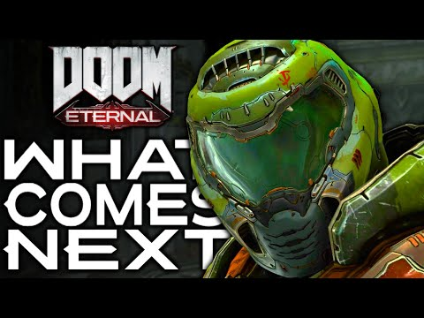 What's Next For Doom Eternal? |