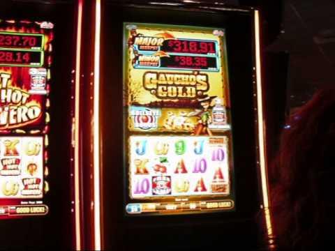 Gauchos Gold & Hot Hot Hobenaro Bullseye Bonus