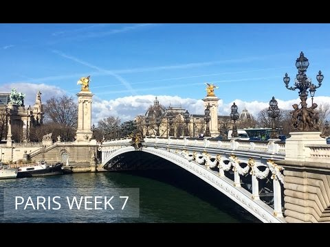 LIFE IN FRANCE Week 7 | Tea Time + Rent