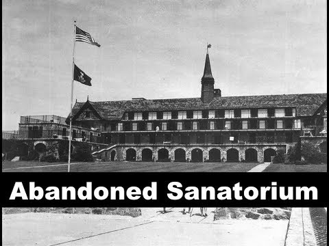 The Abandoned Seaside Sanatorium
