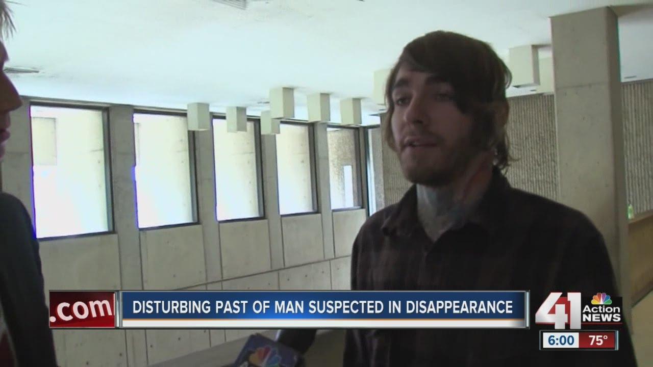 Court background on kylr yust man arrested in connection for Steve calkins