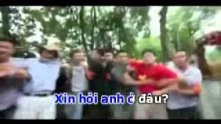 Karaoke Anh La Ai (Voice) - Việt Khang hát