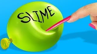 Download SLIME con Uñas EXTRA Largas Mp3 and Videos