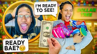 SURPRISING MY WIFE WITH DOLLAR GIFTS!! (PRANK)