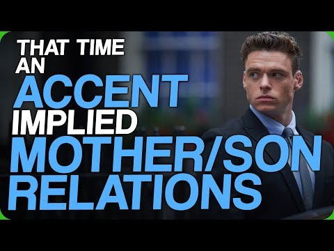 That Time An Accent Implied Mother/Son Relations (The Pantheon Of Hot Moms)