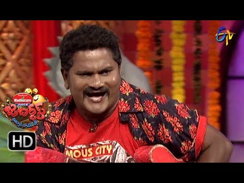 Rajamouli Parody Song Performance | Jabardasth | 13th September 2018 | ETV Telugu
