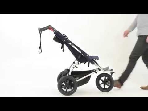 mountain buggy urban jungle liegebuggy dreirad luftr der bis 25 kg youtube. Black Bedroom Furniture Sets. Home Design Ideas