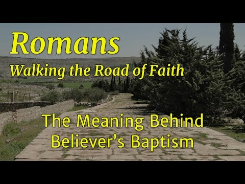 Evidence the Bible Teaches Immersion Baptism (Believer's Baptism)
