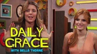 DailyGrace & Bella Thorne LIVE - 8/2/12 (Full Ep)