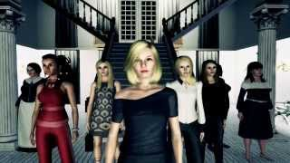 Sims 3- American Horror Story: Coven trailer