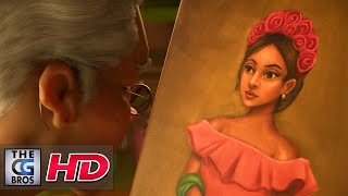"CGI 3D Animated Short: ""Violeta: A Modeling and Surfacing Reel"" - by Juan Fer Bravo"