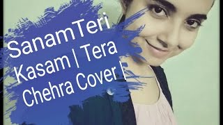| Sanam Teri Kasam | Tera Chehra Female Cover | Arijit Singh | by Bahar Adhikary |