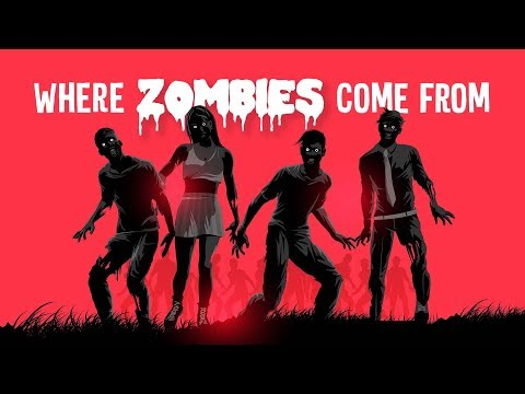 Where Zombies Come From: A Video Essay on the Origin of the Horrifying, Satirical Monsters