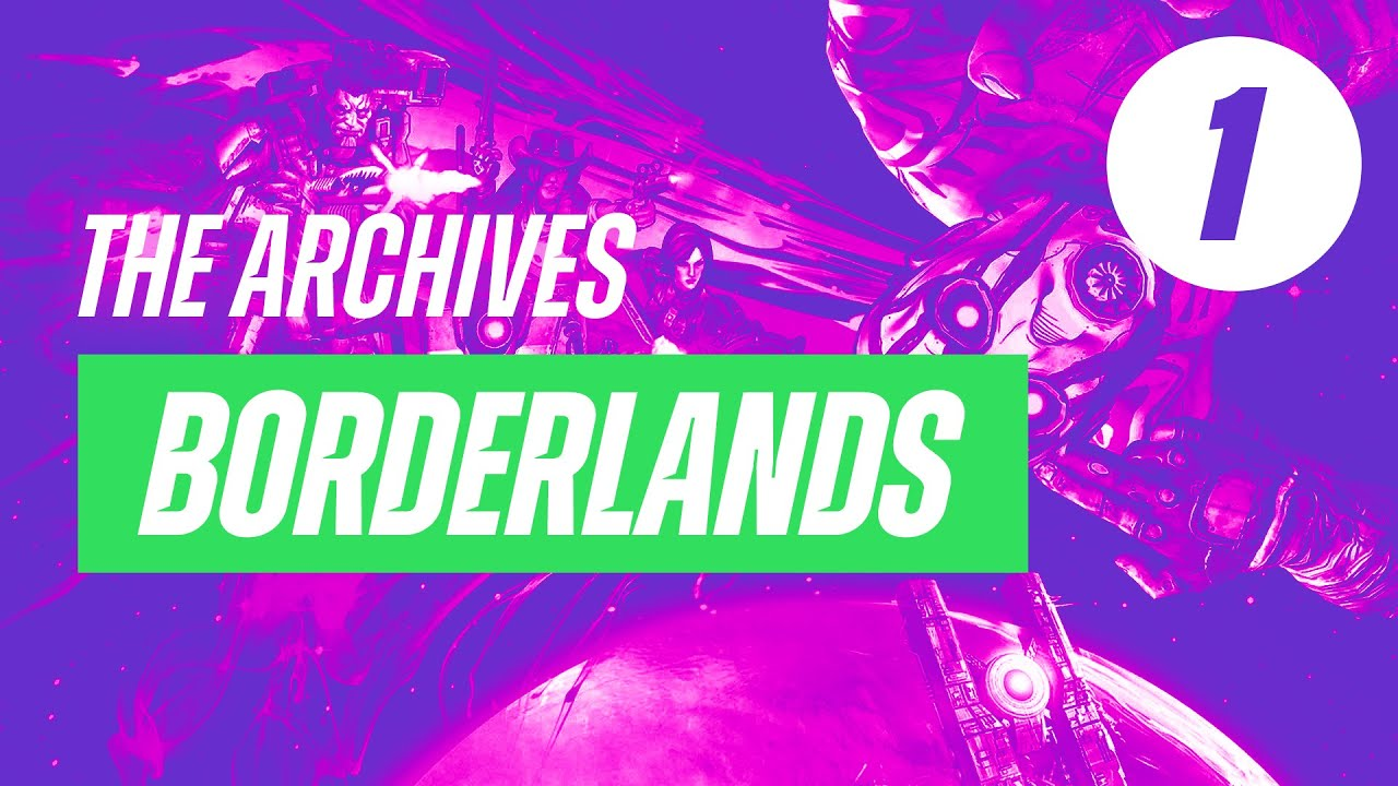 Sucking at Borderlands: The Pre-Sequel! #1 – Livestream Archive