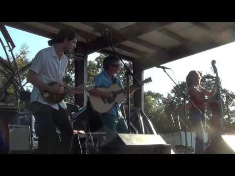 Larry Keel - full set - 10-16-16 Hillberry Fest. Eureka Springs, AR rail cam HD tripod