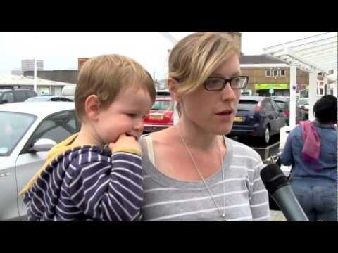 London consumers on milk prices - PART 1