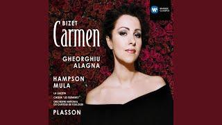 Carmen, Act I: No.5 Habanera : L'amour est un oiseau rebelle (Carmen / Cigarières / Jeunes...