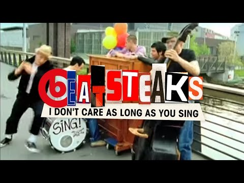 Beatsteaks - I Don't Care As Long As You Sing (Official Video)
