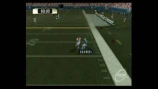 NFL GameDay 2001 PlayStation 2 Gameplay