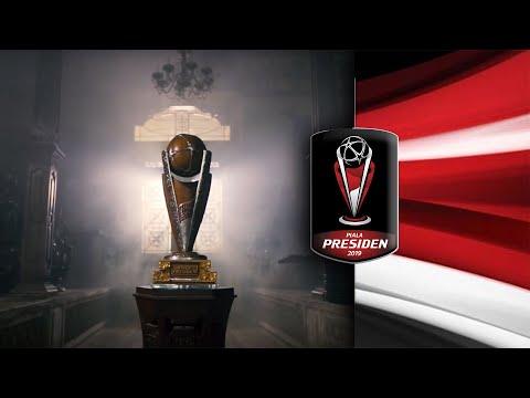 Cantiknya Wajah Baru Trofi Piala Presiden 2019