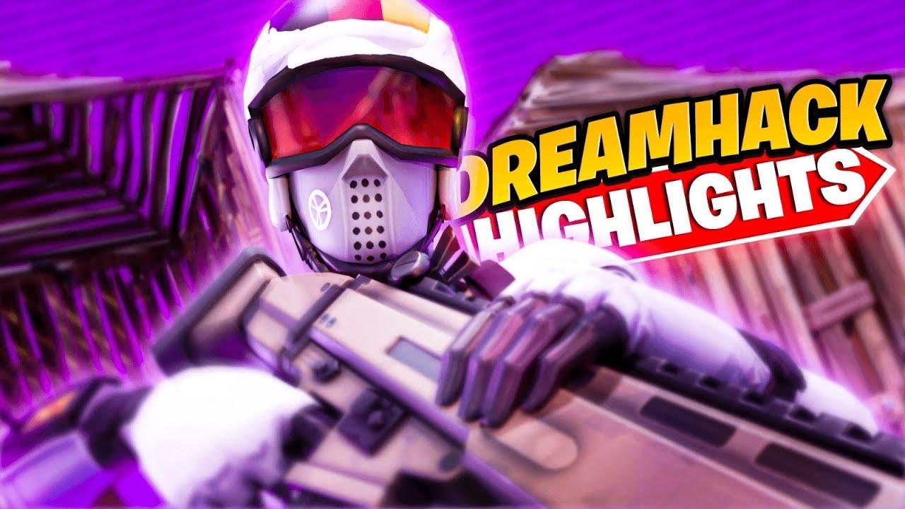 DREAMHACK SOLO Highlights! 🔥   KamoLRF Highlights