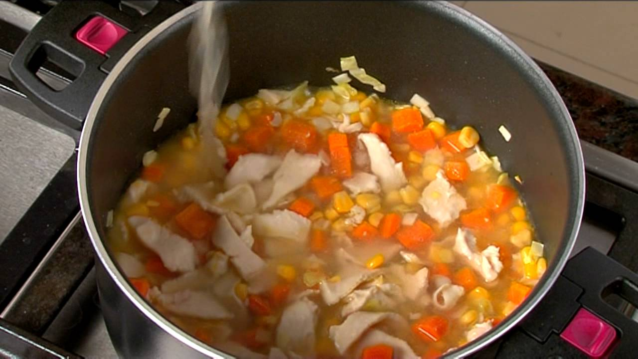 Chicken and sweetcorn soup youtube forumfinder Images