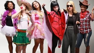 The 6 Girls You Meet On Halloween