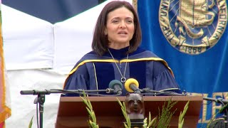 Video Sheryl Sandberg Gives UC Berkeley Commencement Keynote Speech download MP3, 3GP, MP4, WEBM, AVI, FLV Agustus 2018