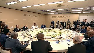 Baixar Russian and African leaders see potential for economic cooperation to grow