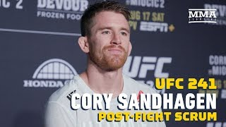 UFC 241: Cory Sandhagen Believes He's Only Bantamweight Who Can Beat Henry Cejudo - MMA Fighting