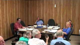 Coffee City Texas Part 2- Sept 2011 Official Intimidation of Civil Rights Council Meeting