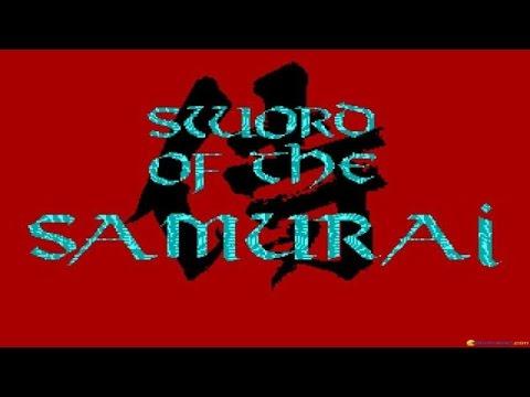 Sword of the Samurai gameplay (PC Game, 1989) thumbnail