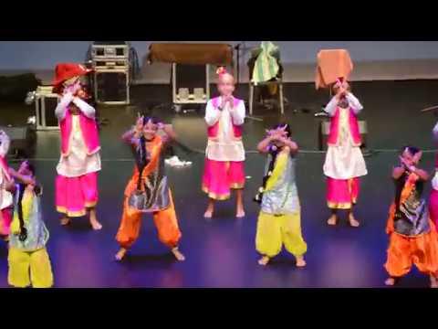 Rengedhebasanthi (Awesome Guys Dance Company(AGDC Australia)