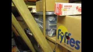 My Loft, Work In Progress