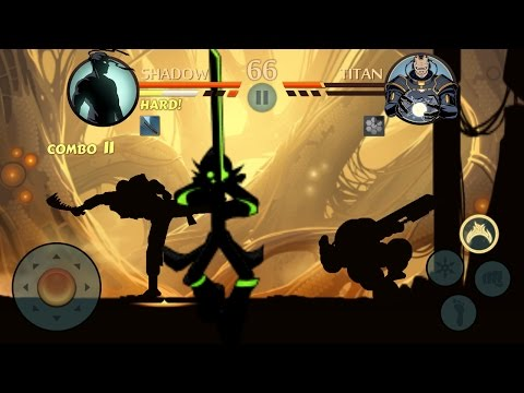Shadow Fight 2 — Super Assistant (Master Soldier)