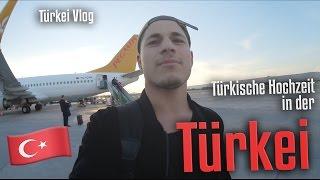 Türkische Hochzeit in der Türkei 🇹🇷 #vlog l Yavi TV