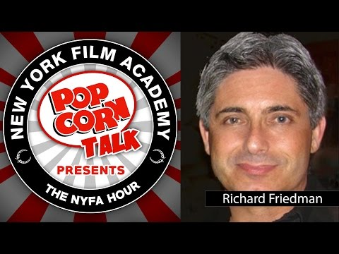 Cracking the Horror Code with Richard Friedman - The NYFA Hour Episode 16