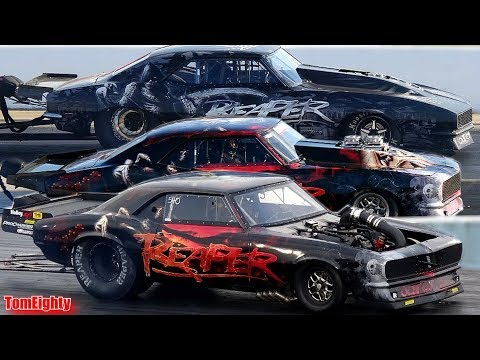 Street Outlaws Reaper – Which is your favorite version?