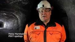 Pohjois-Karjalan aikuisopisto, kaivos- ja louhinta-ala