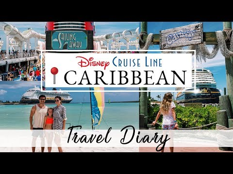 Vlog 8: Disney Cruise Line Southern Caribbean 2017