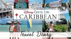 Vlog 8: Disney Cruise Line Southern Caribbean 2017 // Brittany Xavier