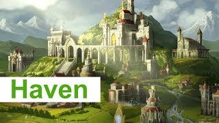 Heroes of Might and Magic 7 - HAVEN Faction Gameplay [1080p/HD]