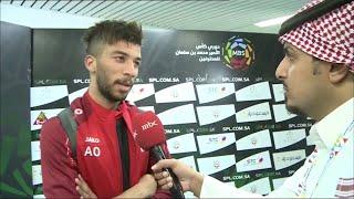 أجواء ما بعد مباراة النصر و الإتفاق