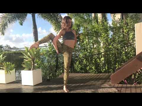 bird of paradise pose with ajna yoga strap  youtube