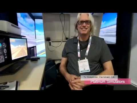 Platinum Simulators TJ Simpkins Interview