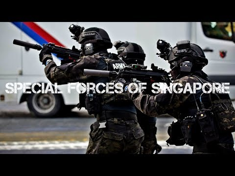 Special Forces of Singapore - Special Operations Task Force