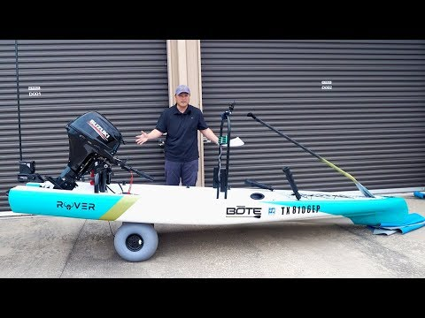 the-truth-about-the-bote-rover---watch-before-you-buy!---micro-skiff-sup