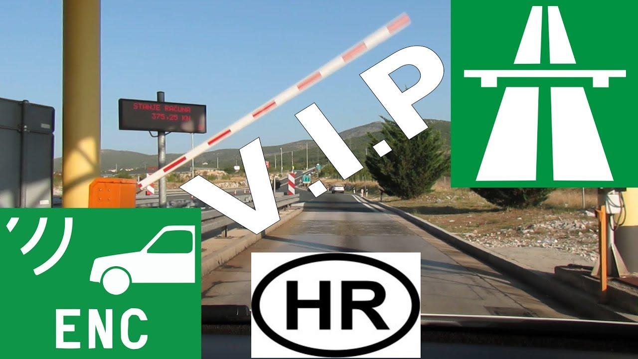 Download VIP sáv használata Horvátországban - Nem csak villanyautósoknak!