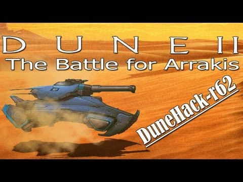 Dune II: The Battle For Arrakis - DuneHack_r62 - New Units